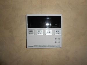 6-交換した台所のリモコン